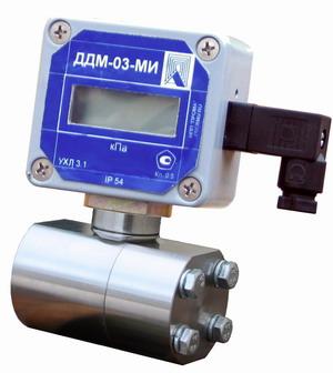 ДДМ-03МИ-10ДД-12 датчик давления